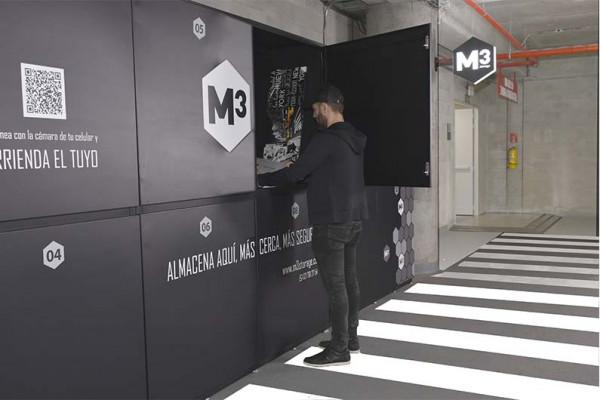M3storage Sucursal M3storage - De Moda Outlet